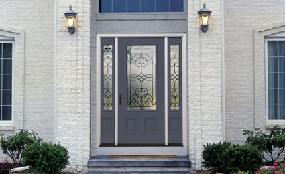 Therma tru door