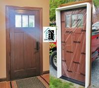 Crystal Exteriors-ProVia-Signet-Fir fiberglass door-Silver Spring-Montgomery County-Maryland-MD-20910-JK2