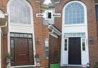 Crystal Exteriors-ProVia-Signet-Knotty Alder-fiberglass-door-Sterling-Loudoun County-Virginia-VA-20165-AB2