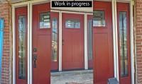 Crystal Exteriors-Provia-Signet-fiberglass-craftsman-entry-door-Rockville-Montgomery County-Maryland-MD-20850-TK2